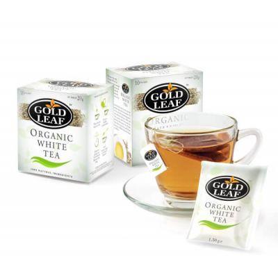 Organic White Tea 10s